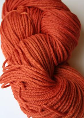Malabrigo Rios - Glazed Carrot