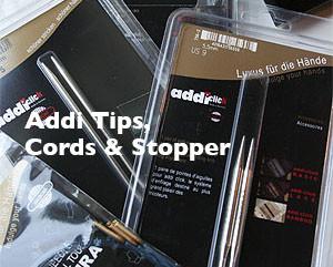 Addi tips for CLICKS