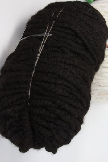 Alpaca Bulky Yarn in Black