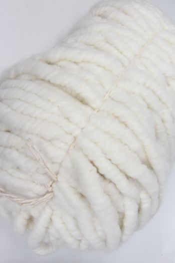 Alpaca Bulky Yarn in Cream