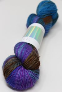 Hedgehog Fibres Sock Yarn Dove