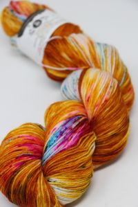 Hedgehog Fibres Sock Yarn Guppy