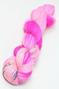 Hedgehog Fibres Sock Yarn Pinky Swear