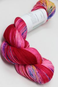 Hedgehog Fibres Sock Yarn Sari