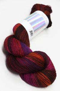 Hedgehog Fibres Sock Yarn Truffle