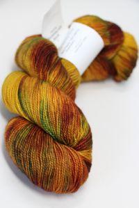 Meadowcroft Rockshelter Sock Superwash Merino Yarn in Africa (148)