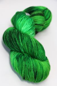Meadowcroft Rockshelter Sock Yarn Antique Poison (154)