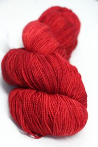 Meadowcroft Rockshelter Sock Superwash Merino Yarn in Delirious (162)