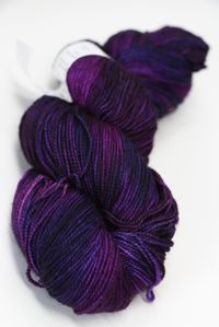 Meadowcroft Rockshelter Sock Yarn Fragrant Flowering Tobacco (137)