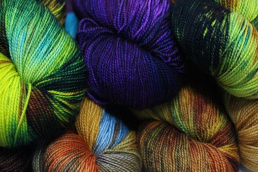 Meadowcroft Rockshelter Sock Yarn