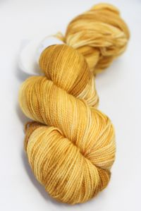 Meadowcroft Rockshelter Sock Yarn Metal-Brass (042)