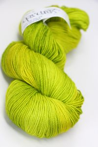 Meadowcroft Rockshelter Sock Superwash Merino Yarn in Soylent Green (206)
