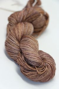 Malabrigo Finito Ultrafine Merino Yarn 047 Coffee Toffee
