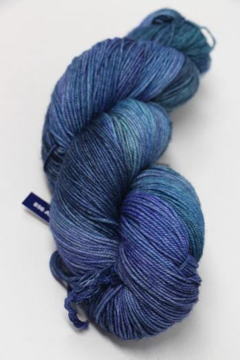 Malabrigo Sock Yarn in Azules (856)