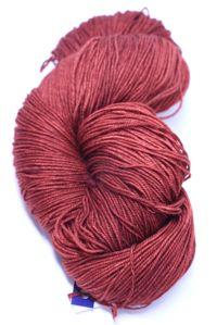 Malabrigo Sock Botticelli Red