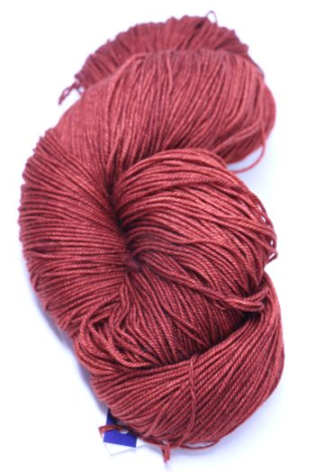 Malabrigo Sock Yarn in  Botticelli Red (801)