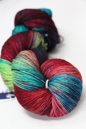 Malabrigo Sock Yarn in  Camaleon (684)