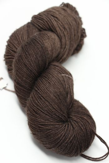 Malabrigo Sock Yarn in Chocolate Amargo (812)