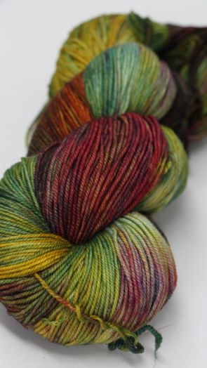 Malabrigo Sock Yarn in  Diana (886)