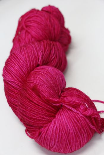 Malabrigo Sock Yarn in  Fucsia (093)