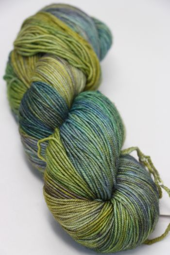 Malabrigo Sock Yarn in  Indicieta (416)