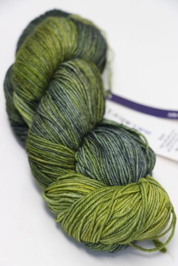Malabrigo Sock Yarn in  Ivy (138)
