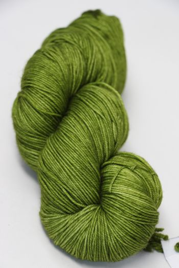 Malabrigo Sock Yarn in  Lettuce (037)
