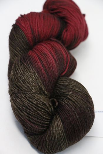 Malabrigo Sock Yarn in  Stone Chat (173)