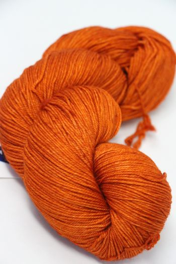 Malabrigo Sock Yarn in  Terra Cotta (802)