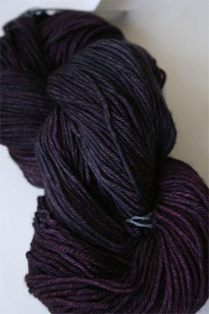 Malabrigo Sock Yarn in Purpuras (872)