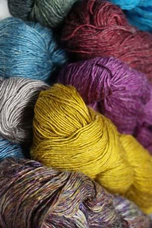 Malabrigo Susurro Linen/Merino/Silk Yarn