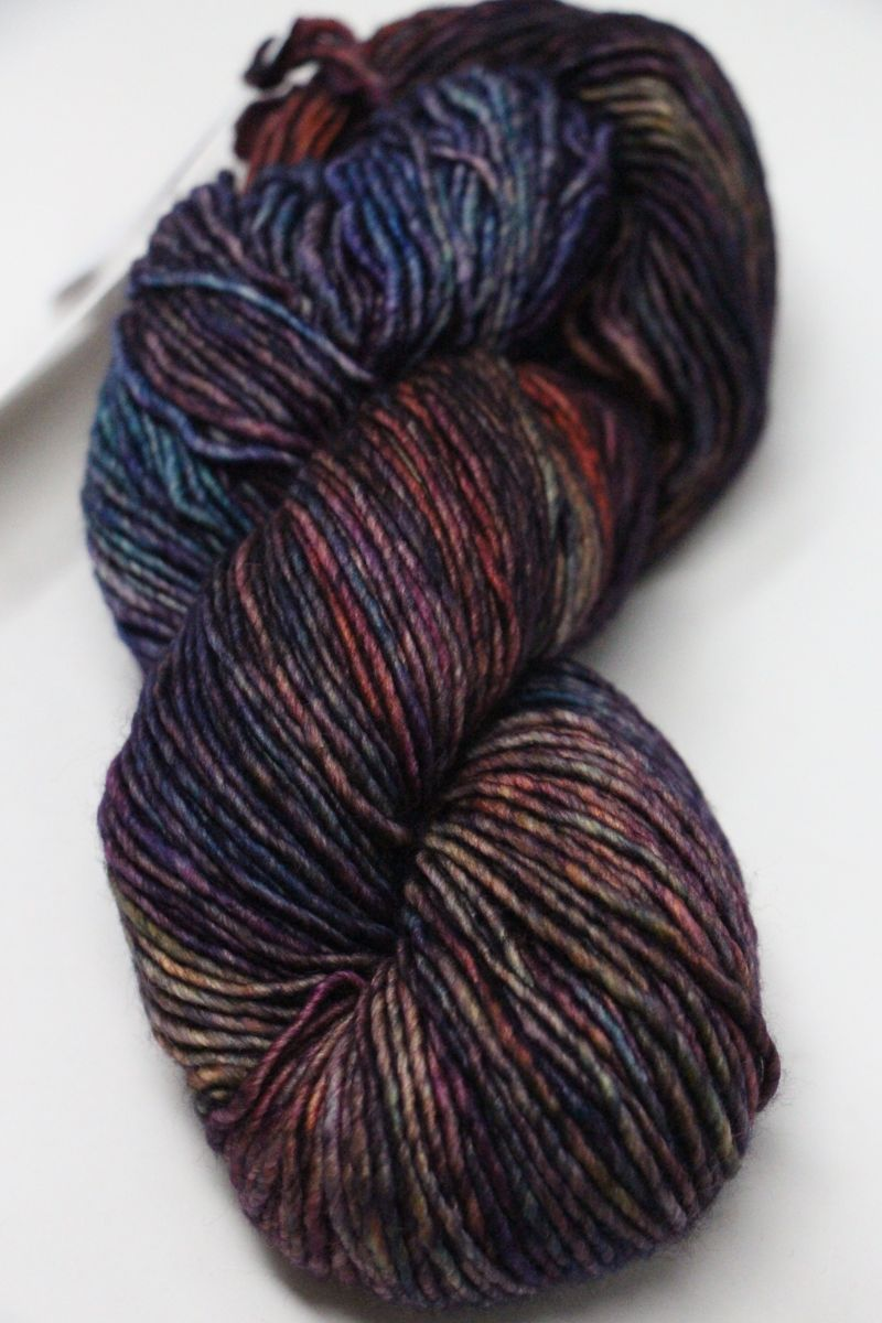 "Malabrigo Mecha /""Pocion 139/"" Chunky Yarn 100/% Merino Superwash 100g Knitting"