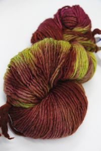 MALABRIGO WORSTED MERINO Yarn Col China (001)