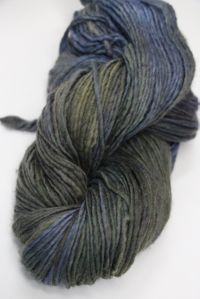 Malabrigo worsted merino in Garden Gate (075)