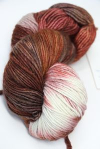 Malabrigo worsted merino in Oeste (634)