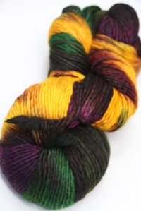 MALABRIGO WORSTED MERINO Yarn SM Gold (207)