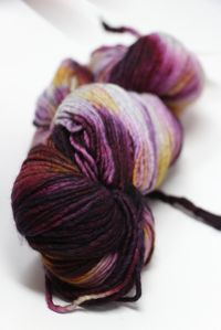 Malabrigo worsted merino in Sunny City (151)