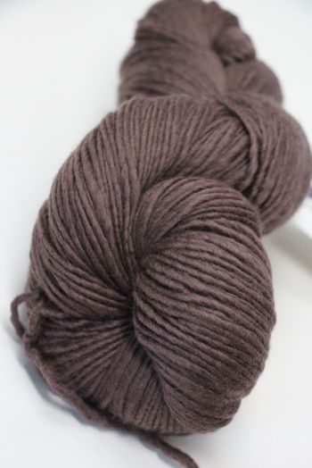 Malabrigo worsted merino in Chestnut 512