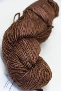 MALABRIGO WORSTED MERINO Yarn  DARK EARTH