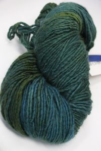 MALABRIGO WORSTED MERINO Yarn  Forest 145