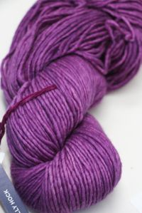 Malabrigo worsted merino in Hollyhock 148