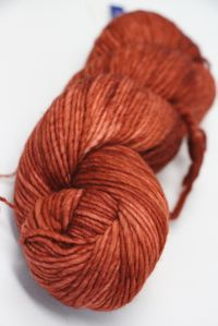 MALABRIGO WORSTED MERINO Yarn  RED JAVA