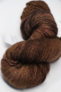 MALABRIGO WORSTED MERINO Yarn RICH CHOCOLATE