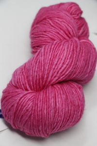 MALABRIGO WORSTED MERINO Yarn Shocking Pink 184