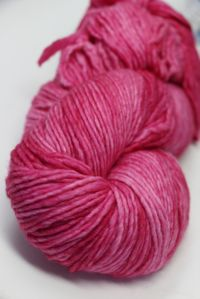MALABRIGO WORSTED MERINO Yarn STRAWBERRY FIELDS