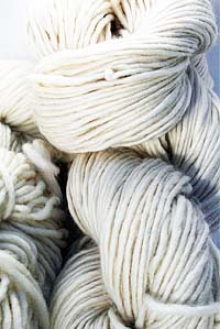 MALABRIGO WORSTED MERINO Yarn NATURAL