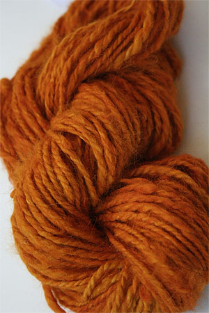 Malabrigo hand-dyed Angora Yarn in Sunset