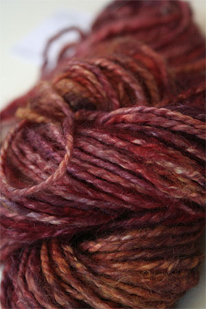 Malabrigo hand-dyed Angora Yarn in Archangel