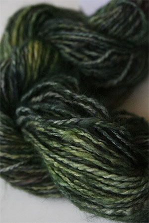 Malabrigo hand-dyed Angora Yarn in Indicieta