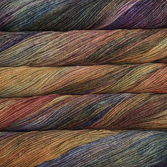 malabrigo Arroyo Sport Merino Wool knitting yarn in Piedras